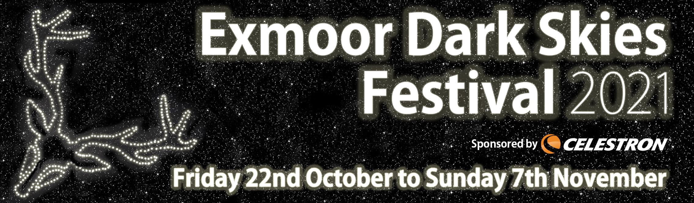 Dark Skies Fringe Festival logo